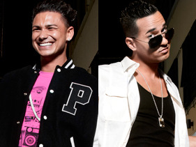 'Jersey Shore' Stars Join 'The Choice'