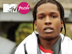 MTV PUSH: A$AP Rocky
