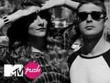 Karmin go shopping with MTV PUSH