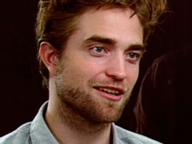 Robert Pattinson: Interview