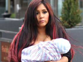 Snooki Baby Pictures on Snooki   S Baby Shock   Jersey Shore   News   Mtv Australia