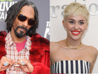 "Snoop Lion coins Miley Cyrus one of the ""greatest musicians and personalities of all time"""
