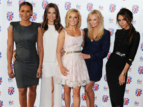 Spice Girls Reunite To Launch New Musical!
