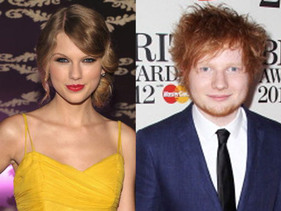 Ed Sheeran Talks Touring With Taylor Swift!