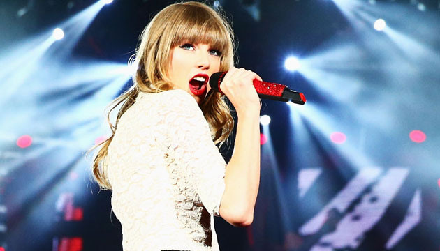Taylor Swift announces Aussie and NZ tour!