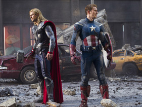 Captain America 2 Linked To The Avengers Movie
