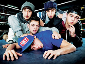 The Janoskians Release Debut Single!