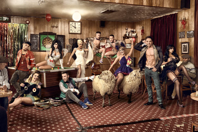 All new 'The Valleys' Tuesday @ 10pm!